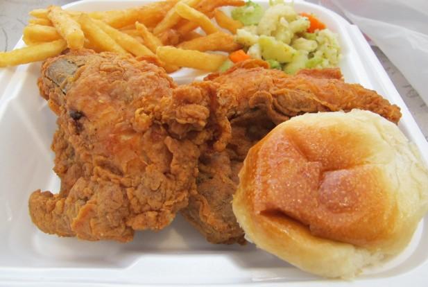 incredible chicken cheap eats fruitville texaco s incredible chicken ...