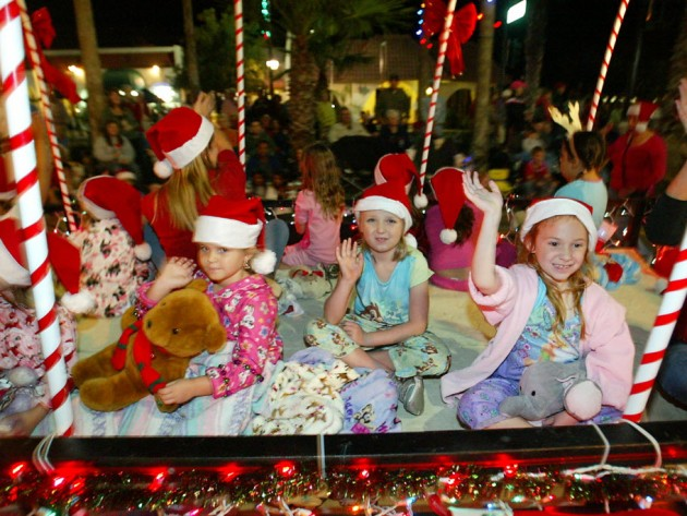sarasota holiday parade