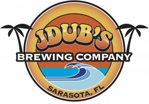 JDub's Brewing Co. hopes to open in Sarasota this year. (Logo provided by JDub's Brewing Co.)