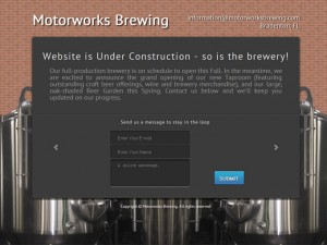 Motorworks Brewing's website
