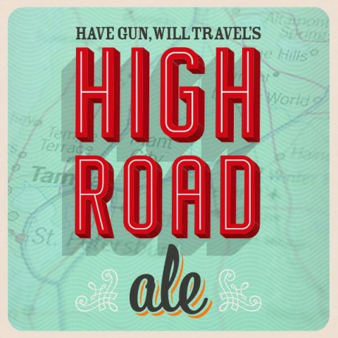 High Road Ale (Cigar City Brewing Co)