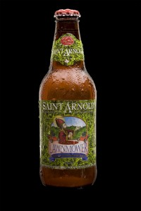 Saint Arnold Brewing Co. Fancy Lawnmower (provided by Saint Arnold Brewing Co.)