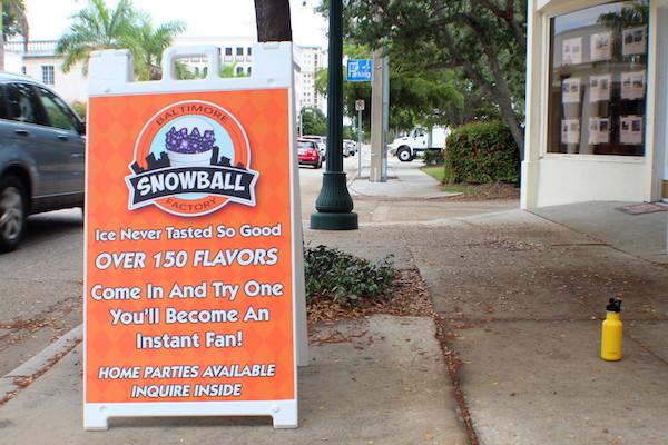 cheap snowball machine